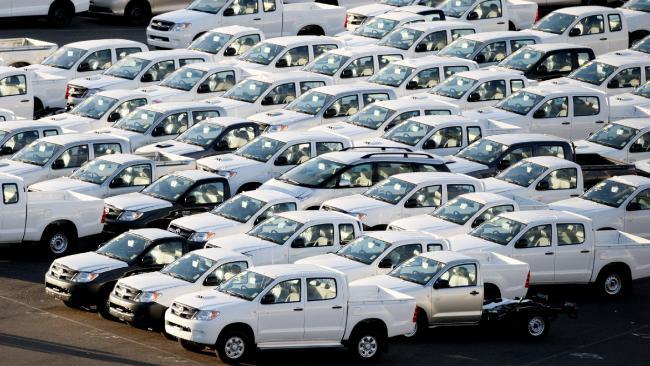 transport van voertuigen naar buitenland